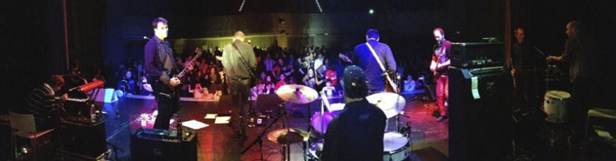 What a fantastic night of rock was had in Sala BBK