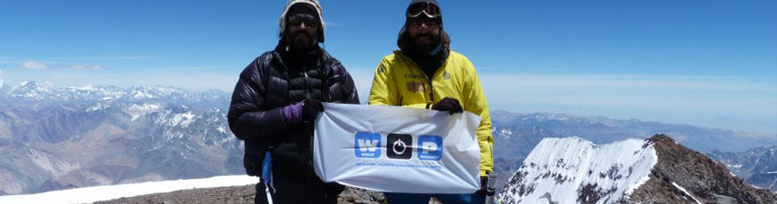 """WOP Peaks"" with our sights already set on Everest."