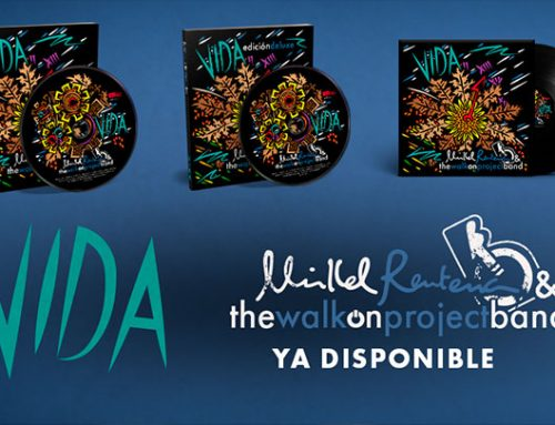 Disco VIDA ya disponible