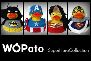 WOPato SuperHeroCollection