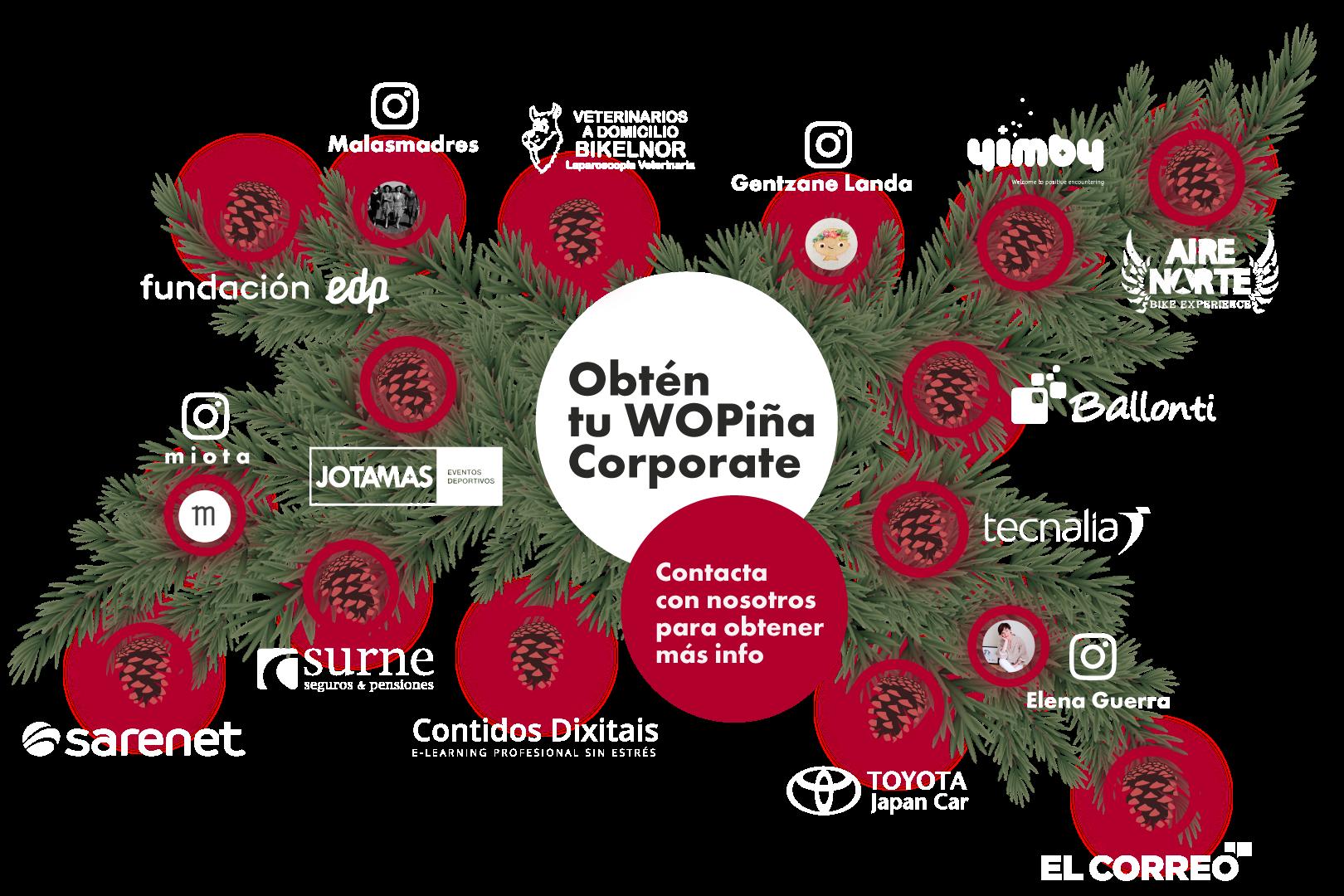 WOPiñas Corporate