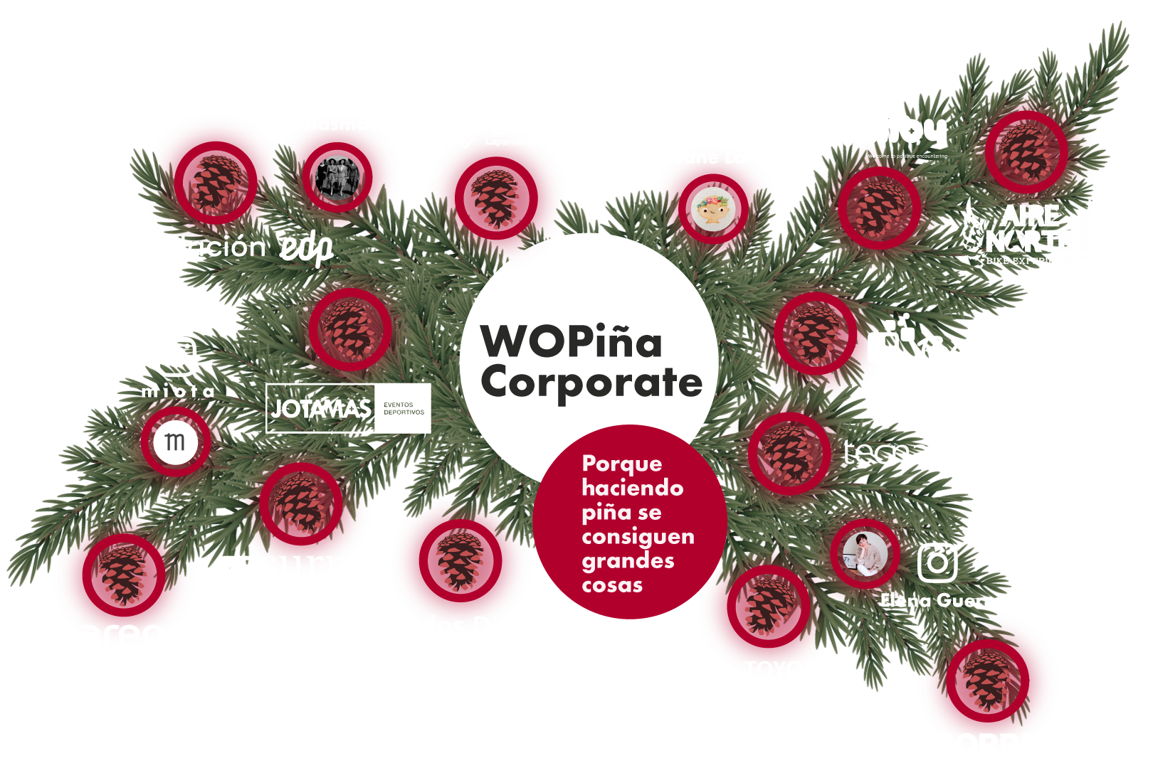 WOPiñas Corporate